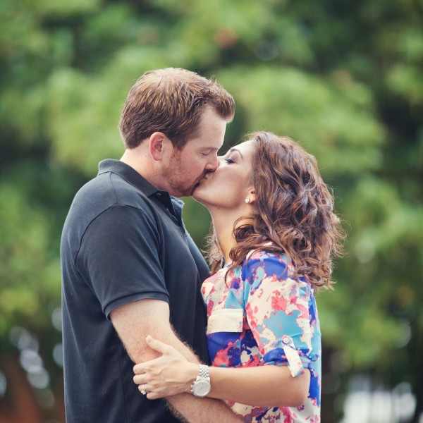 Summer Engagement Session @ Delray Beach {Meghan and Tim}