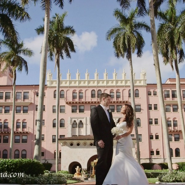 Boca Raton Wedding at the Addison: {Victoria & Jim}