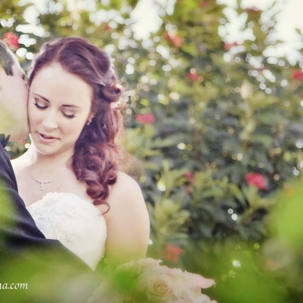 The Sweetest Day Wedding Surprise - A Wedding at Trump International {Andrea and Chad}