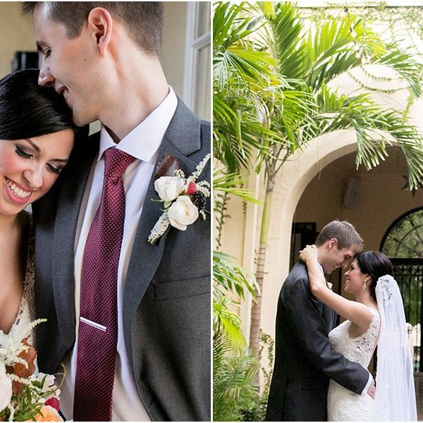 Miami Villa Woodbine Wedding Celebration//Monica & John